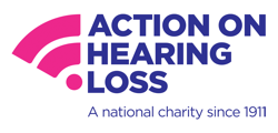 Action on Hearing Loss is the largest charity for people with hearing loss in the UK.